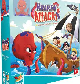 IELLO Kraken Attack