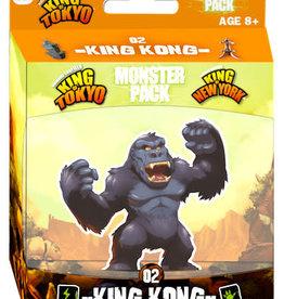 IELLO King of Tokyo: King Kong Monster Pack 2E