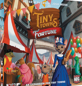 Alderac Entertainment Group Tiny Towns Fortune