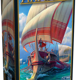 Asmodee USA 7 Wonders: Armada Expansion