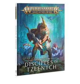 Games Workshop Battletome: Disciples  Of Tzeentch  (HB)