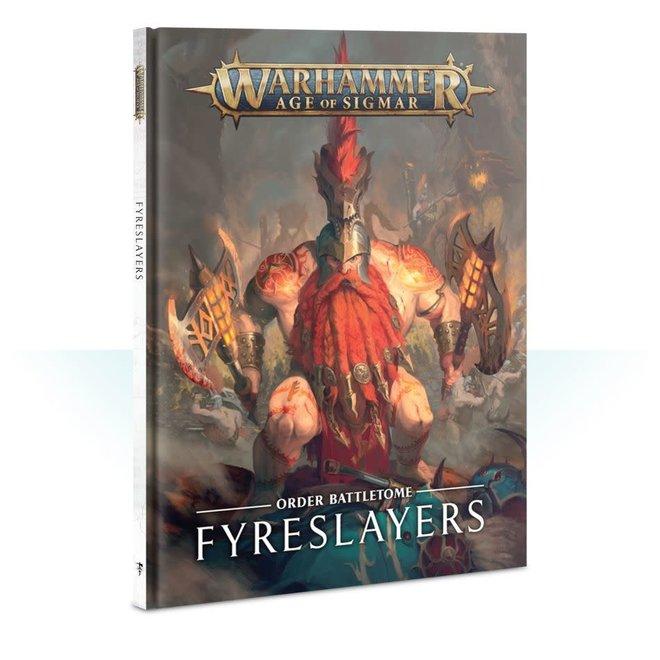 Battletome: Fyreslayers