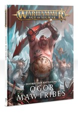 Games Workshop BATTLETOME:  OGOR MAWTRIBES