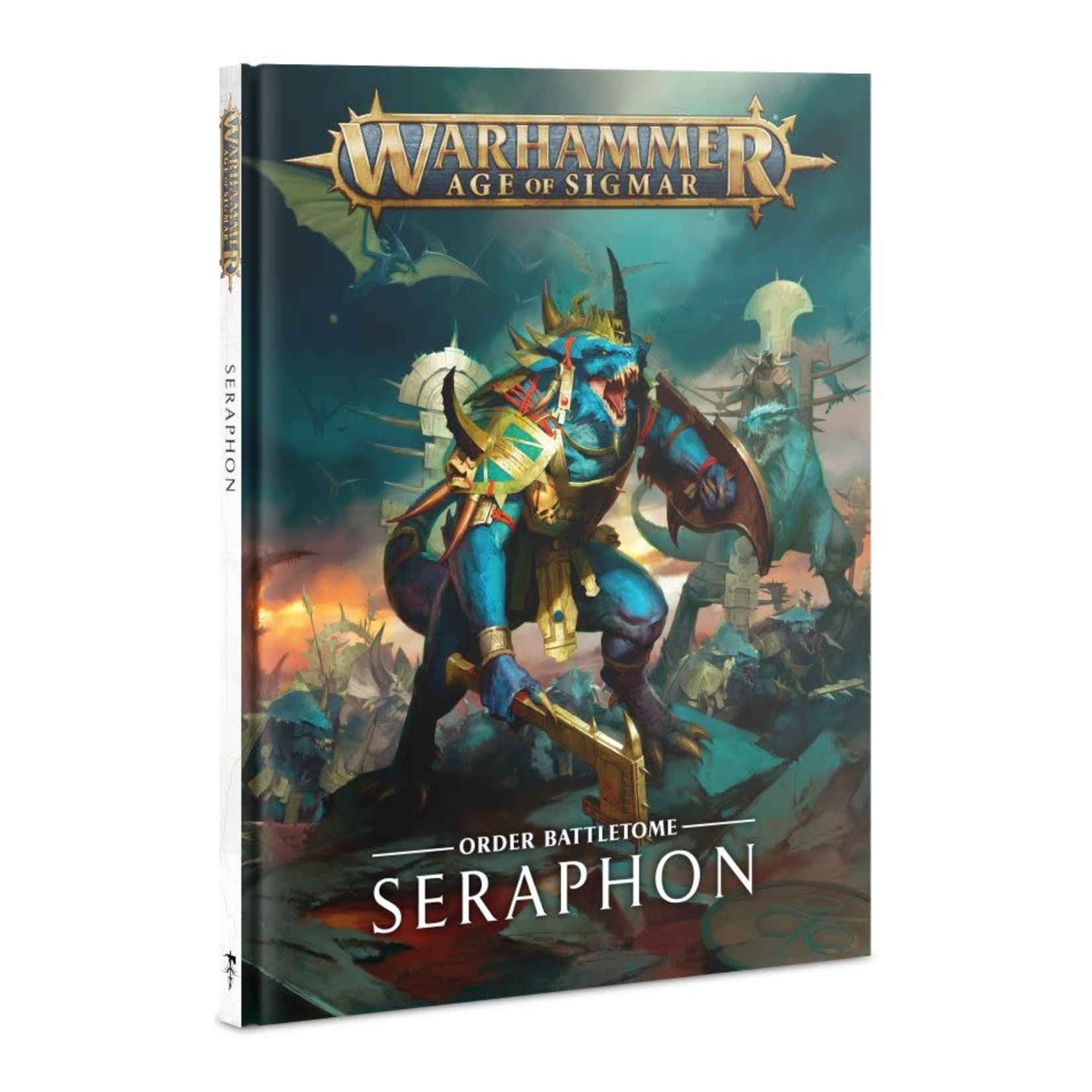 Games Workshop Battletome: Seraphon