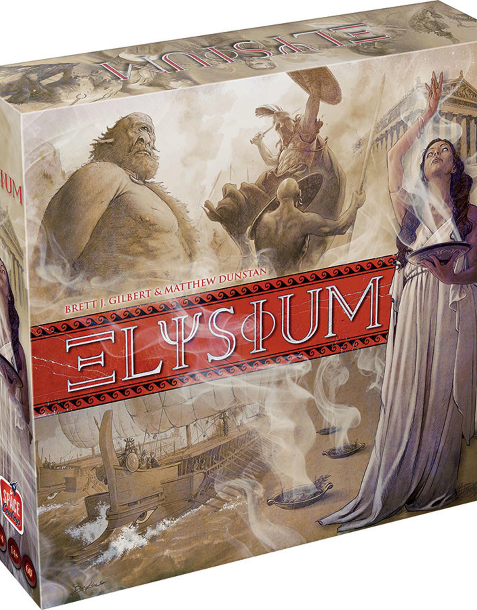 Asmodee USA Elysium