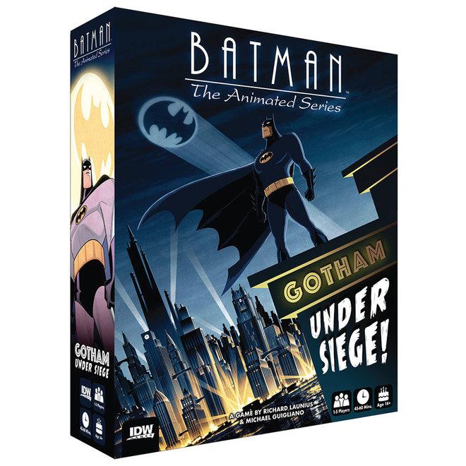 Batman Gotham Under Siege
