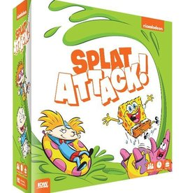 IDW PUBLISHING Nickelodeon Splat Attack