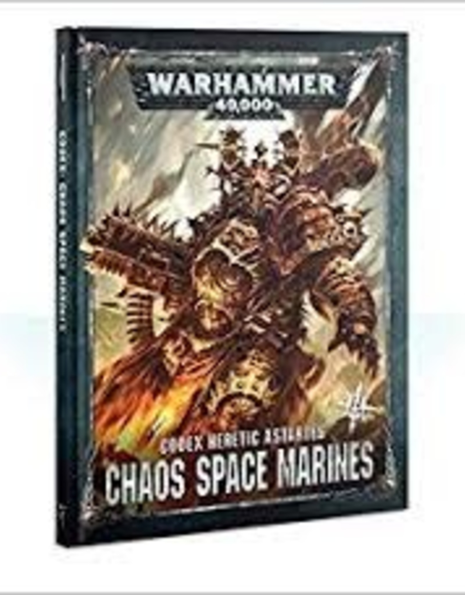 Games Workshop Codex: Chaos Space Marines 2
