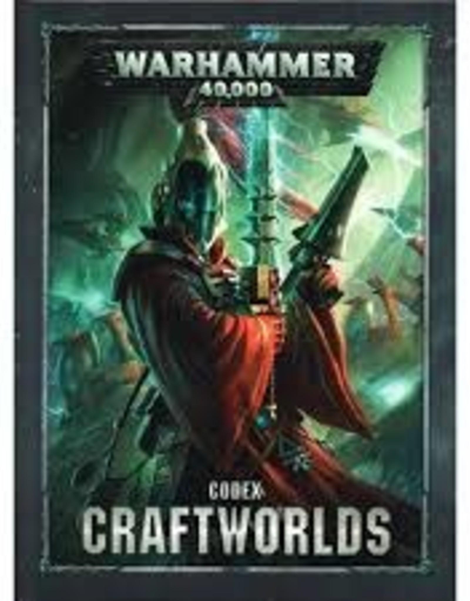 Games Workshop Codex: Craftworlds (HB)