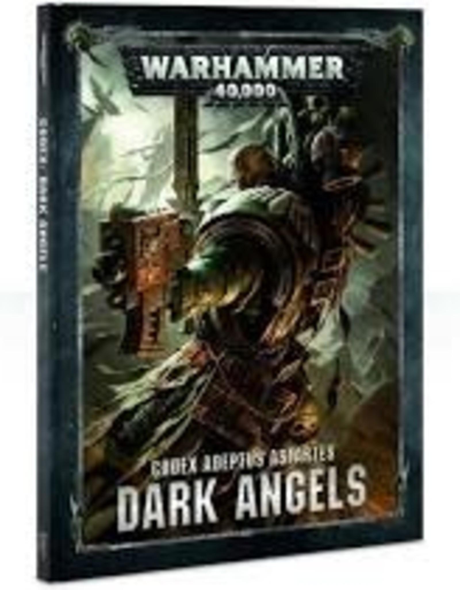 Games Workshop Codex: Dark Angels (HB) (English)