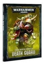 Games Workshop CODEX: DEATH GUARD (HB) (ENGLISH)