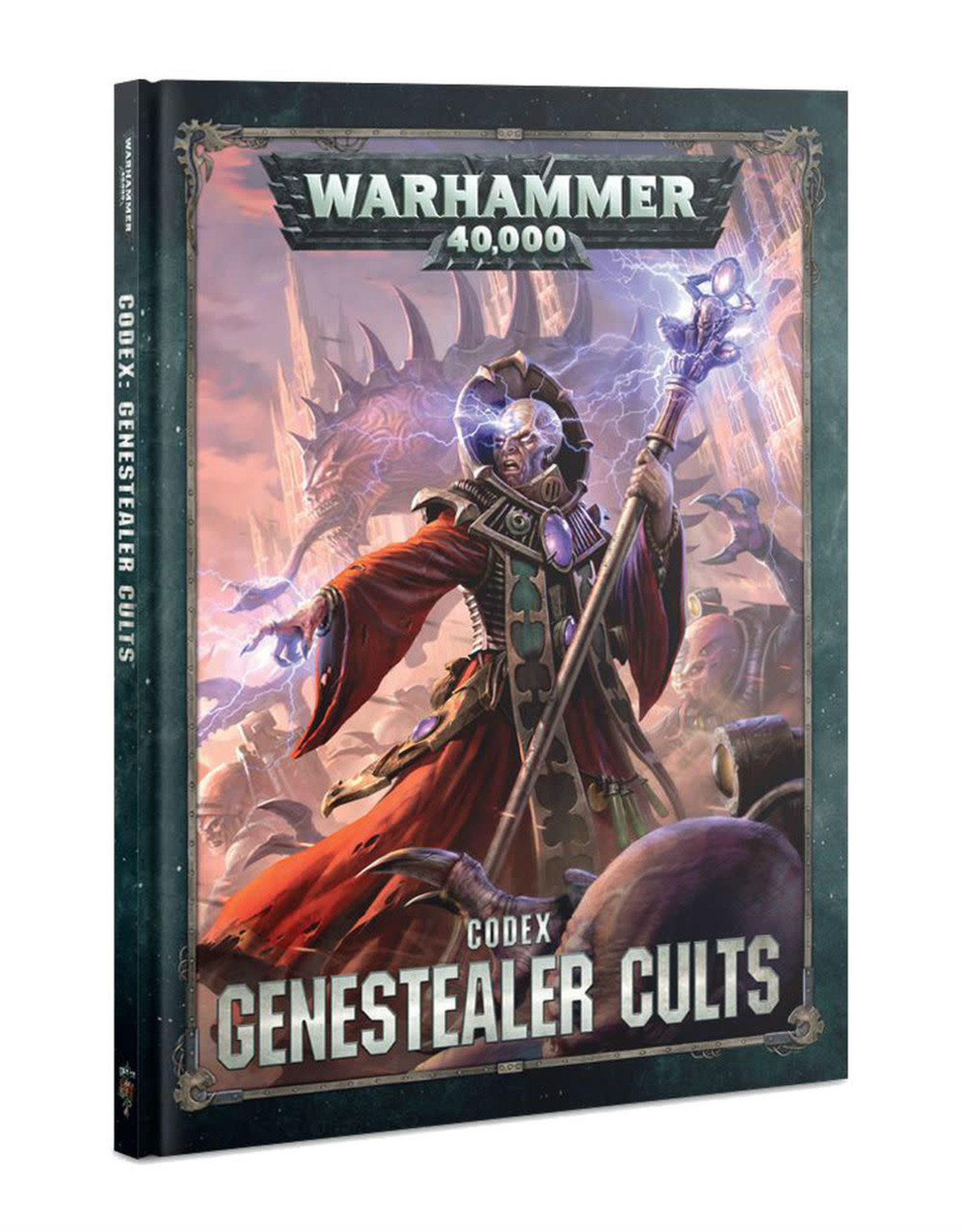 Games Workshop CODEX: GENESTEALER  CULTS (HB) (ENGL