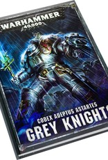 Games Workshop Codex: Grey Knights (HB) (English)