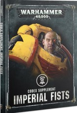 Games Workshop Codex: Imperial Fists (HB) (English)