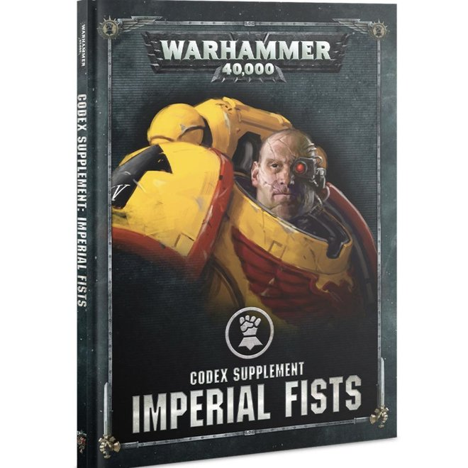 Codex: Imperial Fists (HB) (English)