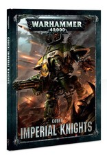 Games Workshop Codex: Imperial Knights (HB) (English)