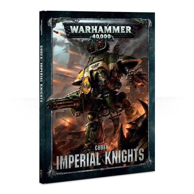 Codex: Imperial Knights (HB) (English)