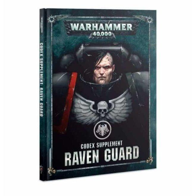 Codex: Raven Guard (HB) (English)