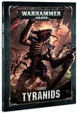 Games Workshop CODEX: TYRANIDS (HB) (ENGLISH)
