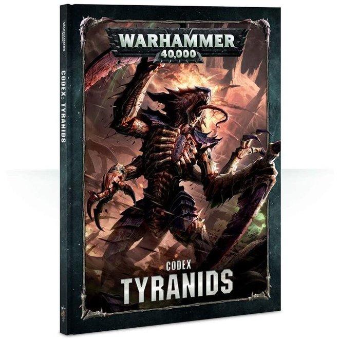 Codex:  Tyranids hardcover (English)