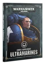 Games Workshop CODEX: ULTRAMARINES  (HB) (ENGLISH)