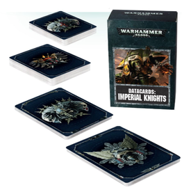 Games Workshop WH40K Datacards:  Imperial Knights