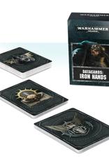 Games Workshop Datacards: Iron Hands (English)