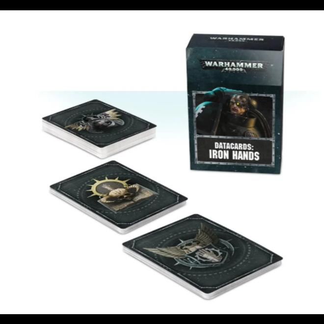 Datacards: Iron Hands (English)