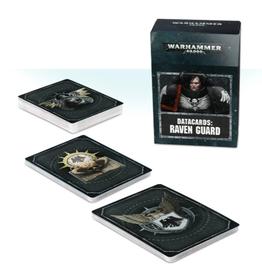 Games Workshop WH40K Datacards:  Raven Guard