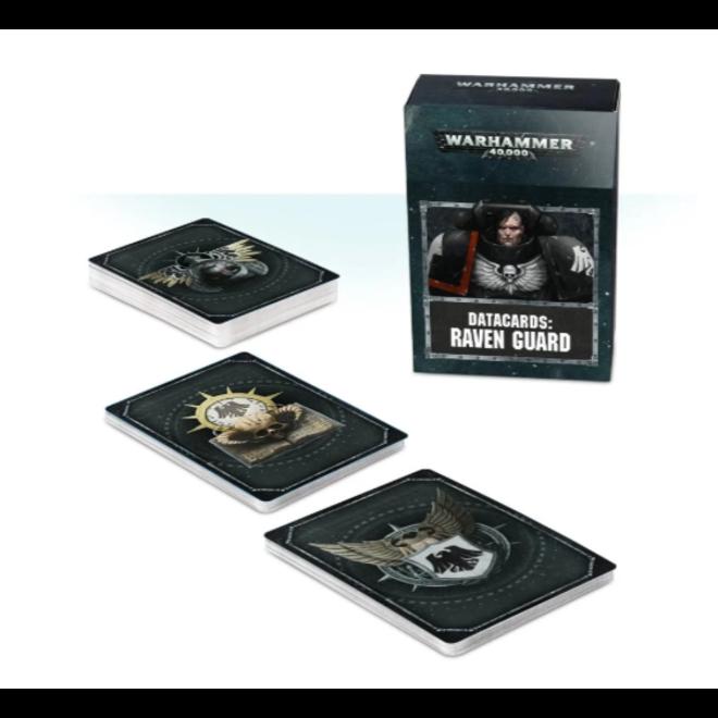 WH40K Datacards:  Raven Guard