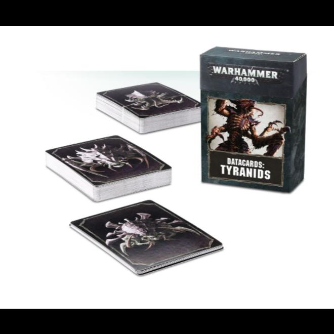 Warhammer 40,000 Datacards: Tyranids (ENGLISH)