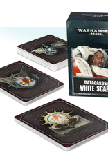 Games Workshop Datacards: White Scars (English)