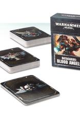 Games Workshop Warhammer 40,000 Datacards: Blood Angels (ENGLISH)