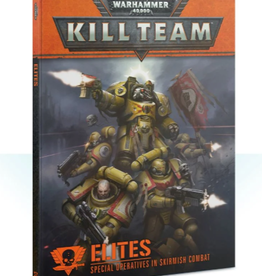 Games Workshop WH40K Kill Team: Elites