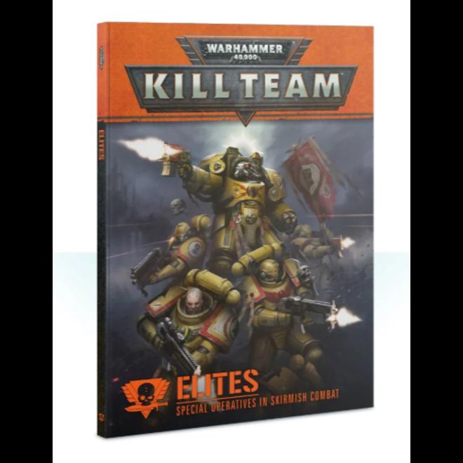 Warhammer 40,000: Kill Team - Elites Rulebook
