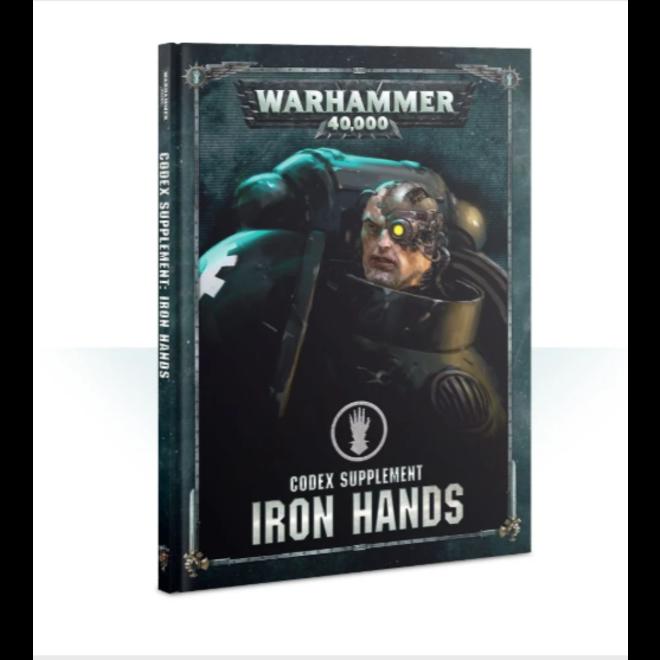 Codex: Iron Hands (HB) (English)