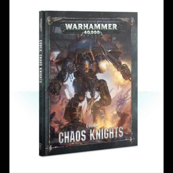 Warhammer 40,000 - Codex: Chaos Knights (Hardback)