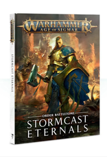 Games Workshop BATTLETOME:  STORMCAST  ETERNALS  (HB)