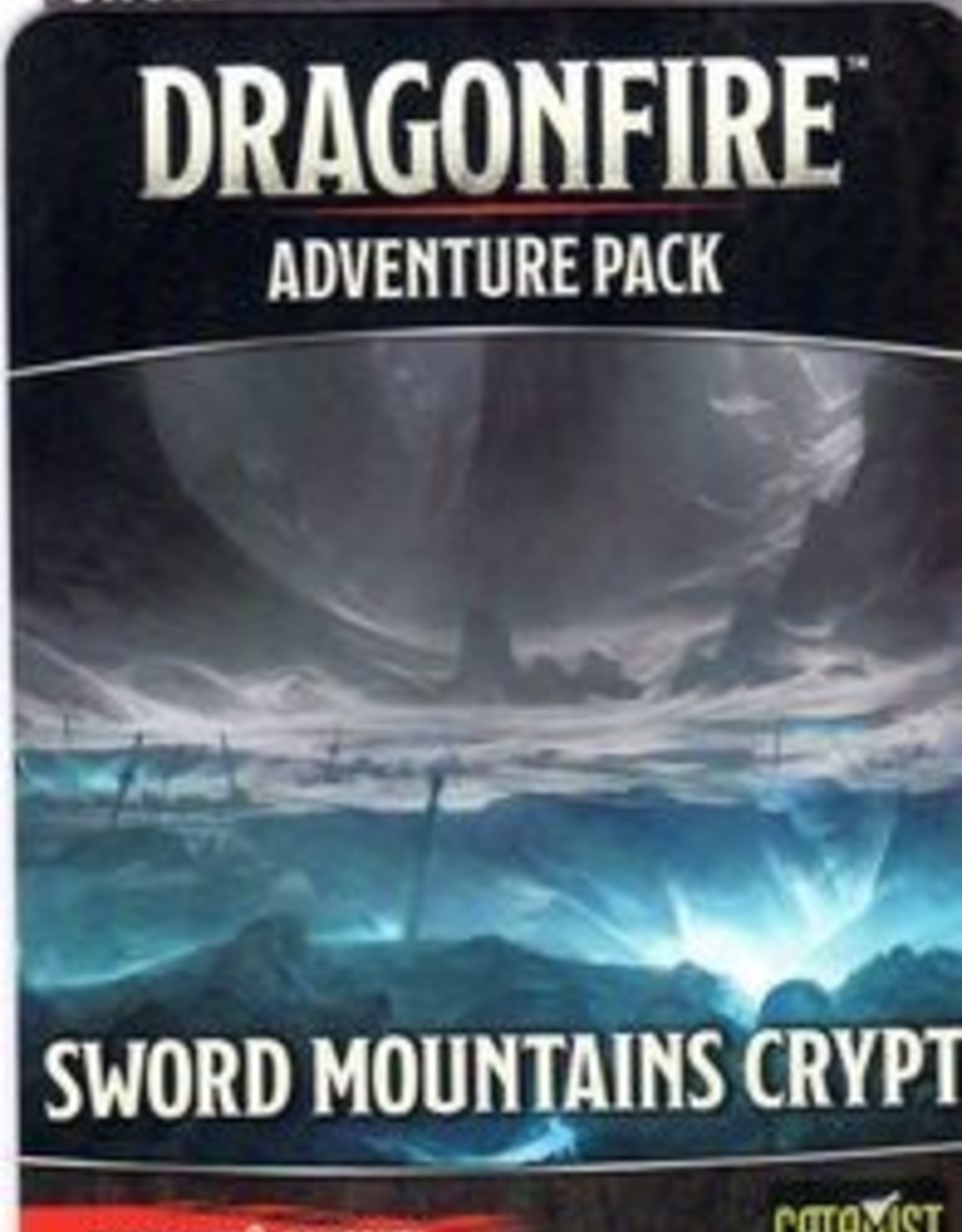 Catalyst Game Labs D&D: Dragonfire DBG - Adventures - Sword Mountains Crypt