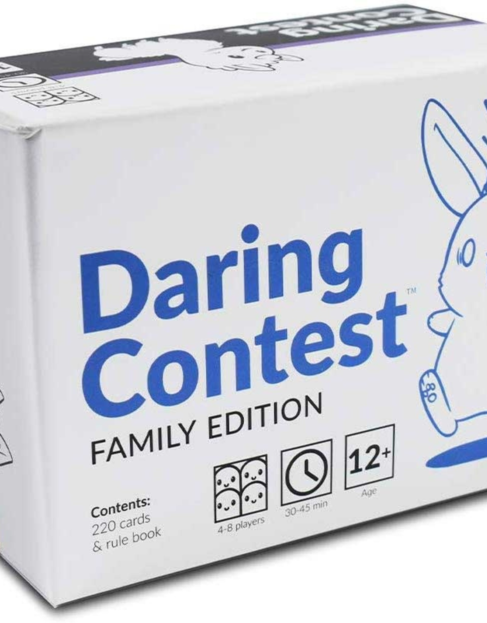 TeeTurtle Daring Contest (Family Edition)