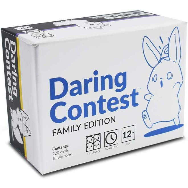 Daring Contest (Family Edition)