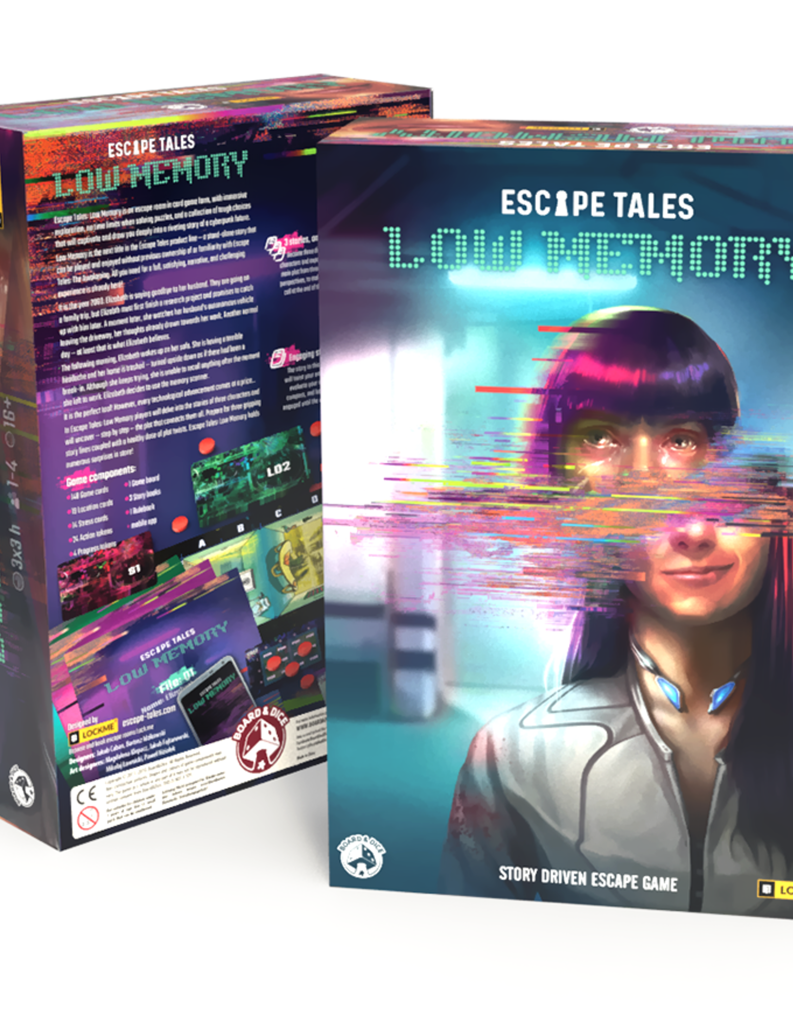 Board & Dice Escape Tales Low Memory