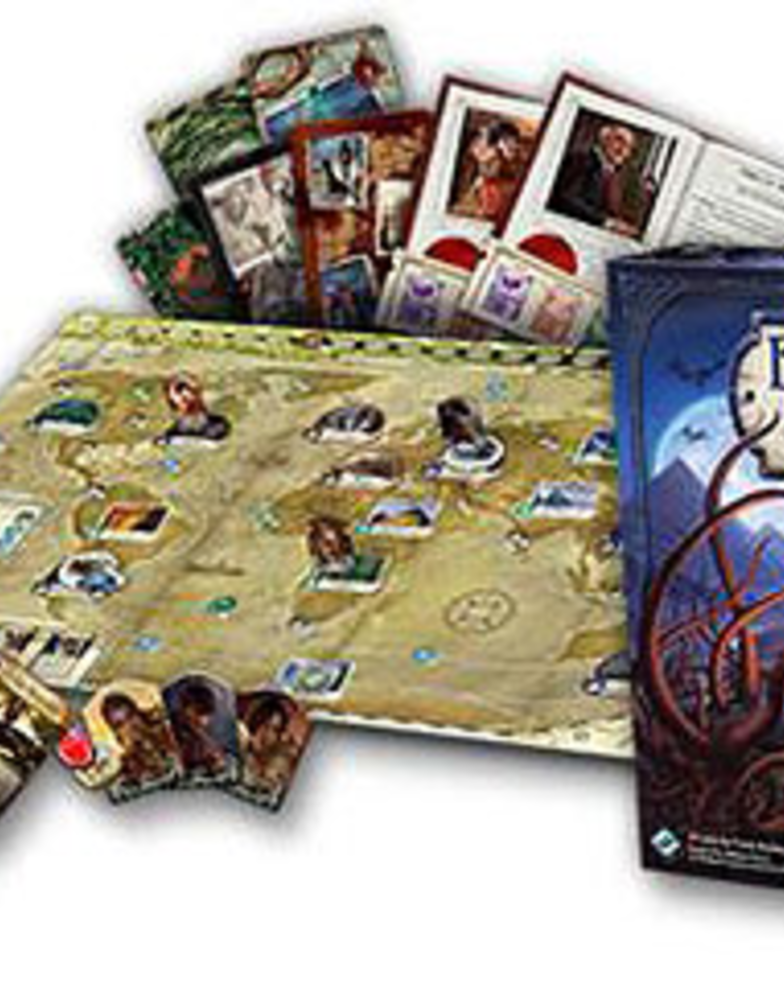 Fantasy Flight Games Eldritch Horror: Core Game