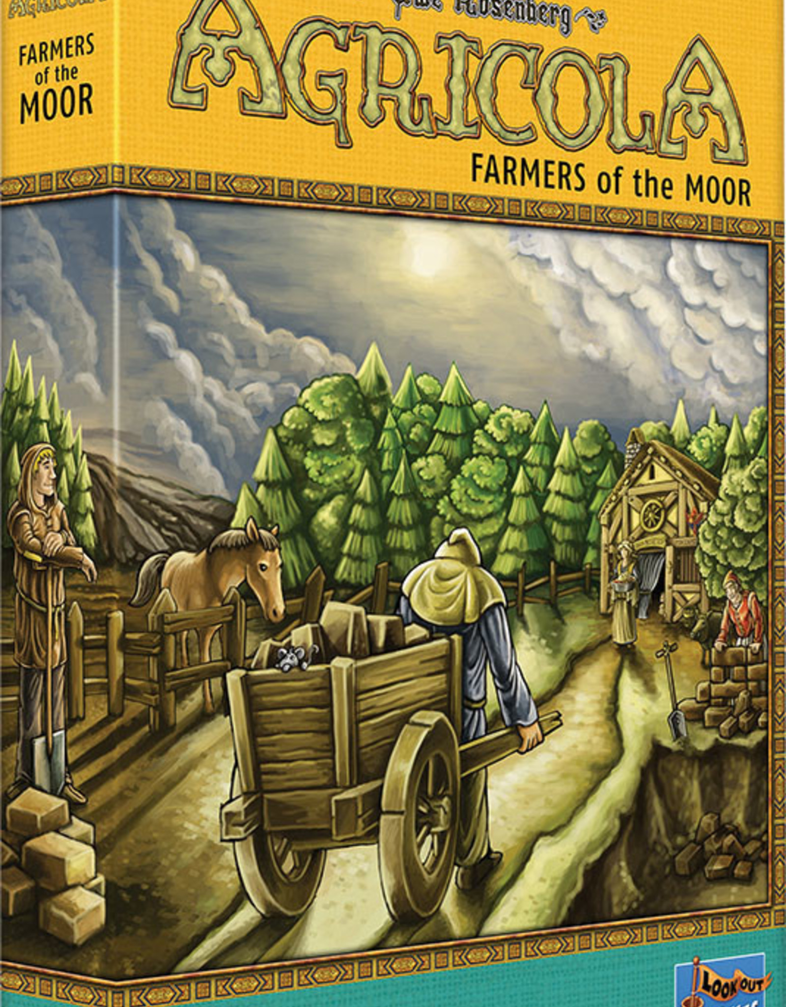 Lookout Games Agricola: Farmers of the Moor Expansion