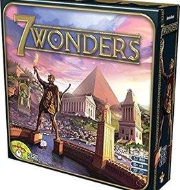 Asmodee USA 7 Wonders