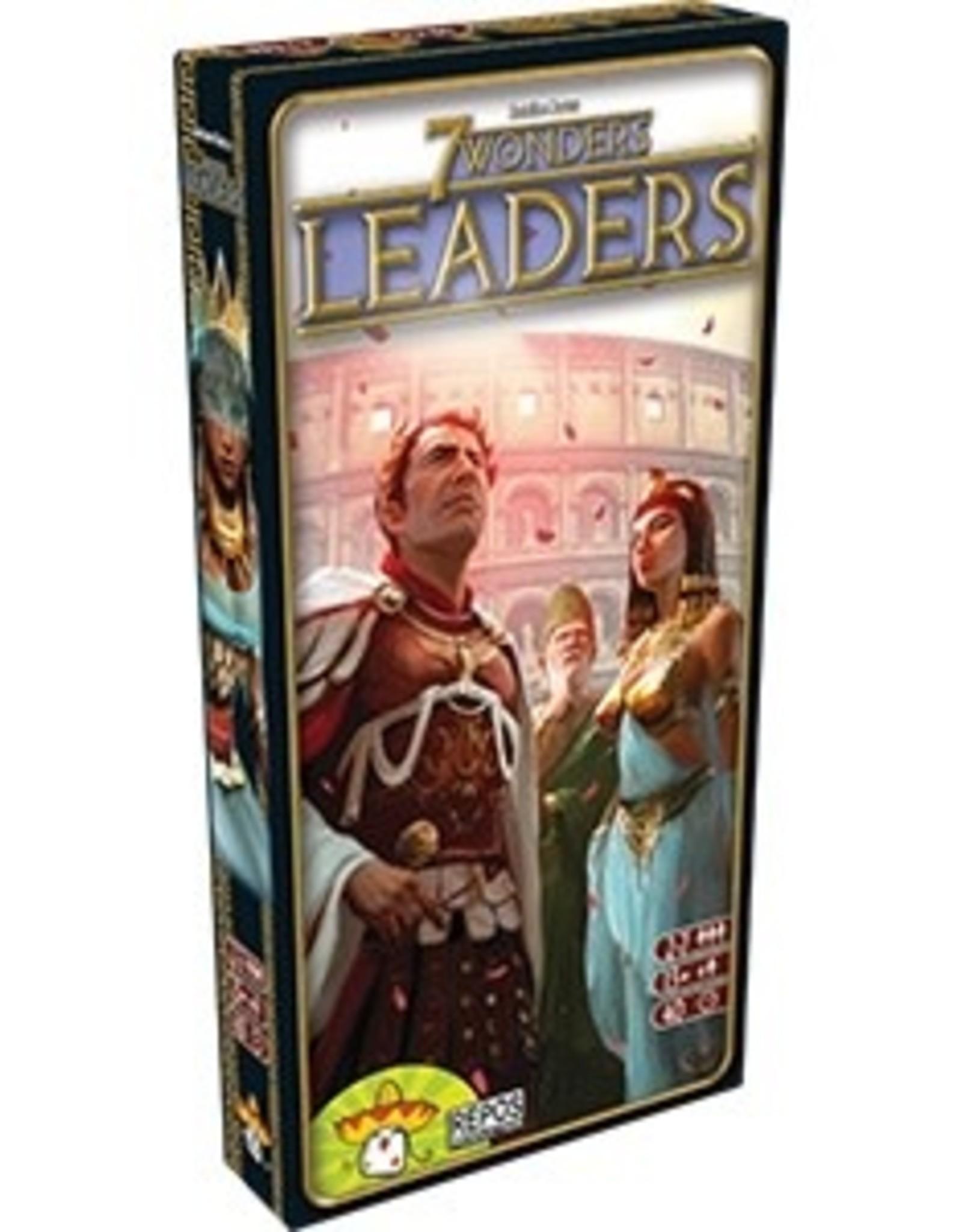 Asmodee USA 7 Wonders: Leaders Expansion