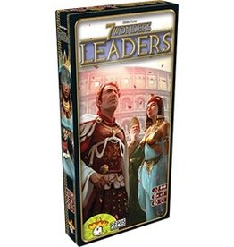 Asmodee USA 7 Wonders: Leaders Expansion