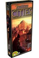 Asmodee USA 7 Wonders: Cities Expansion