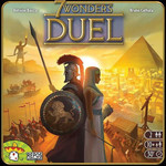Asmodee USA 7 Wonders: Duel (stand alone)