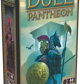 Asmodee USA 7 Wonders Duel: Pantheon Expansion